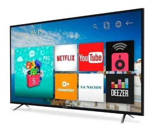 Smart Tv Hitachi Ultra Hd 4k 55 Cdh-le554ksmart18 Pr