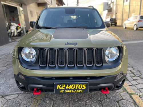Jeep Renegade Trailhawk 2.0 At 170 Cv 4x4 (2015/2016) Diesel