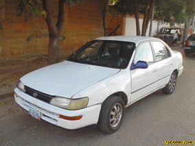 Toyota Corolla Xl - Sincronico