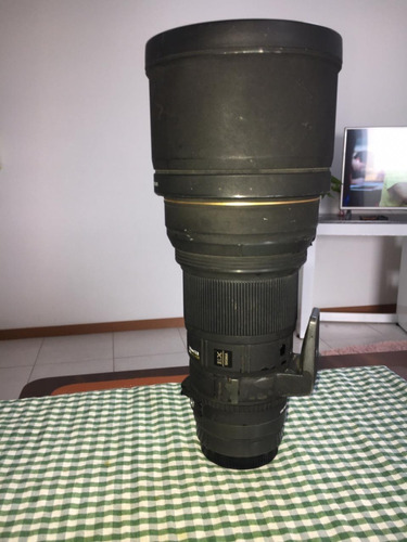 Sigma Apo 300mm F/2.8 Ex Dg Hsm Para Canon Ef