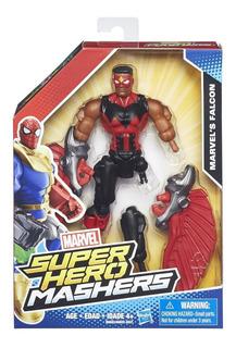 Falcon Marvel Super Hero Mashers Hasbro Nuevo 8657 Bigshop