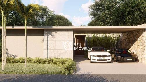 Imagem 1 de 30 de Casa Com 3 Suítes À Venda, 287 M² Por R$ 2.200.000 - Condomínio Villas Do Golfe - Itu/sp - Ca2251