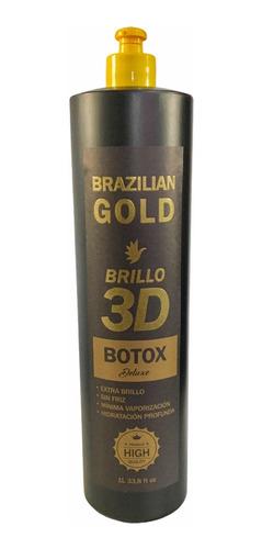 Botox Capilar Hidratación