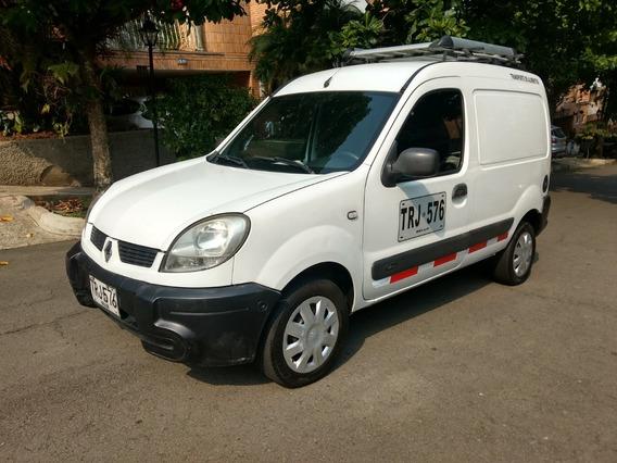 Renault Kangoo Servicio Público Sin Pico Y Placa 2012