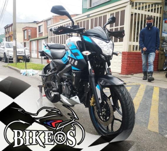 Bajaj Pulsar Ns 200 2020, En Garantia Concesionario Bikers!!