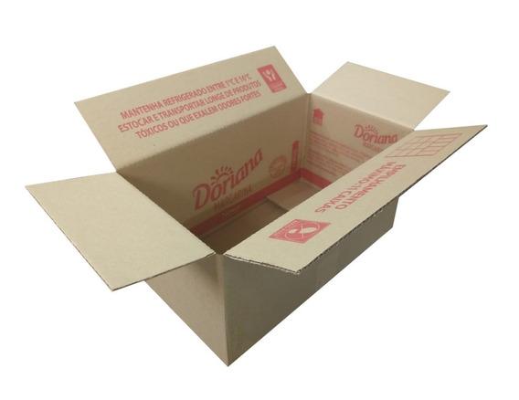 25 Caixas De Papelão 37 X 20 X 17 Correio Pac Sedex Usadas