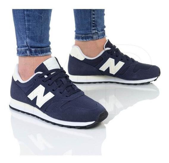 Tênis New Balance 373 Classic Feminino Marinho Wl373nvb