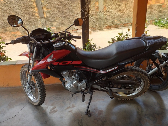 Honda Nxr Broz 160