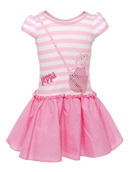 Vestido Casual Peppa Pig