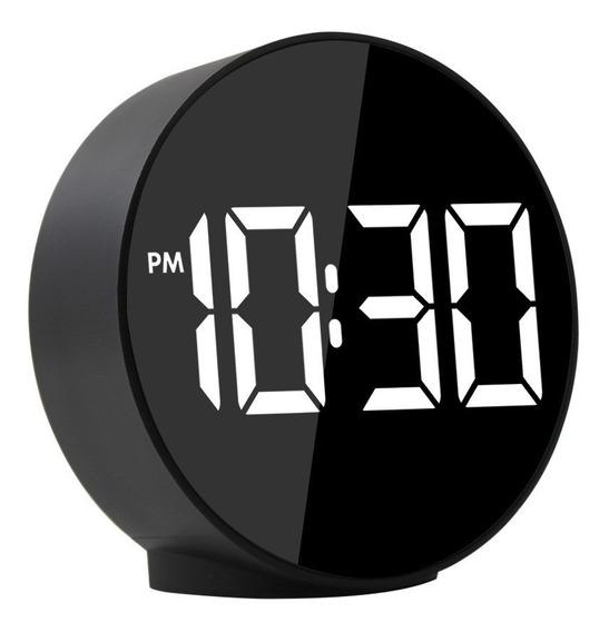 Relógios Eletrônicos Led Digital Preto