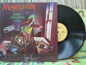 Marillion Script For A Jester