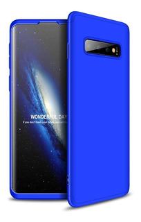 Funda Luxury 3 En 1 Rigida Samsung S10 Plus Lite E + Envio