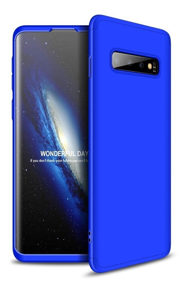 Funda Luxury 3 En 1 Rigida Samsung S10 Plus Lite E + Envio