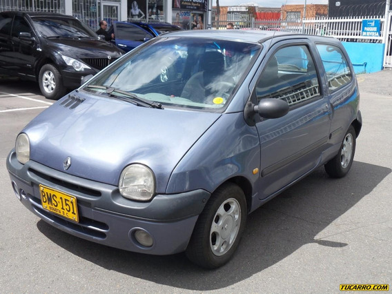 Renault Twingo Fase Iii Mt 1200cc 8v
