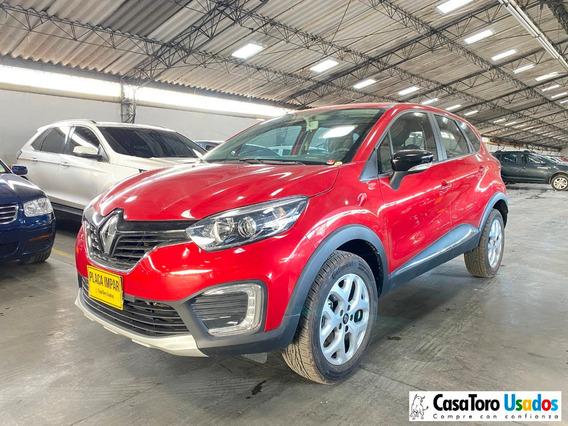 Renault Captur Zen Mt 2000cc 2019