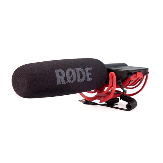 Microfone Rode Videomic Rycote (6850)