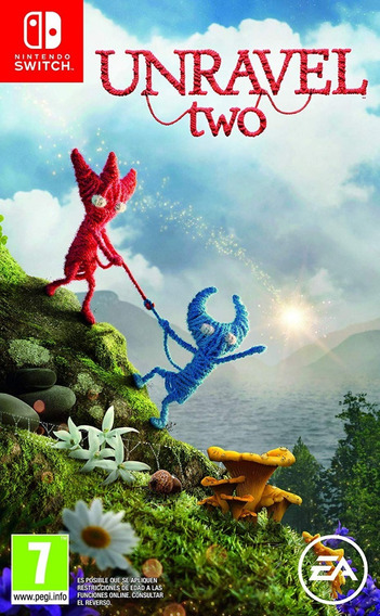 Unravel 2 Switch - Europeo - Sellado*