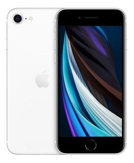 Novo iPhone SE 9 Lacrado 128gb Branco Desbloqueado
