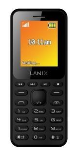 Lanix U210 Camara Foto Y Video Reproductor Mp3 Hasta 32gb