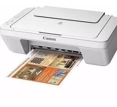 Impressora Multifuncional Canon Mg2910 Wifi Sem Cartucho