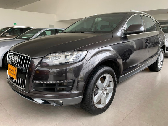Audi Q7 Luxury 3.0 Tdi 7 Sillas