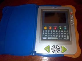 Juguete Libro Electrónico Para Niños Storio De Vtech