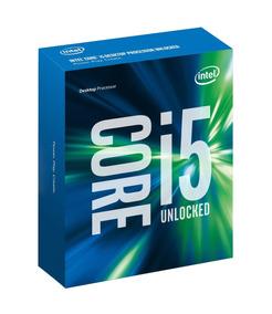 5855 Cpu Intel Core I5-6600k 3.5ghz Lga1151 6º Geração Sem C