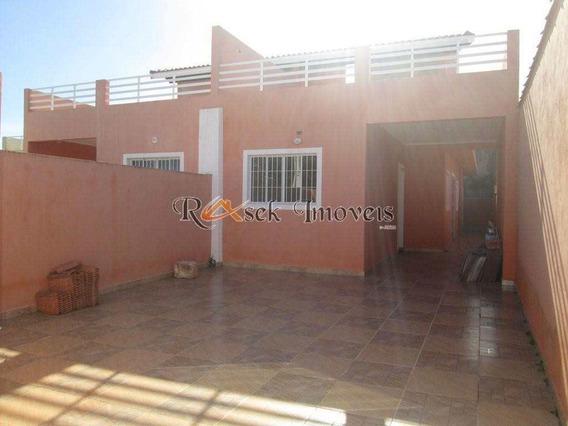 Casa Com 2 Dorms, Gaivotas, Itanhaém - R$ 255 Mil, Cod: 132 - V132