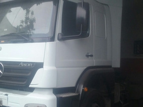 Mercedes-benz Axor 2011