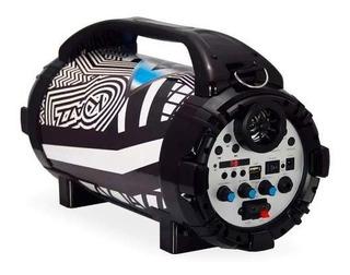 Parlante Portatil Kazz Ds-12 Usb Bluetooth 30 W Rms