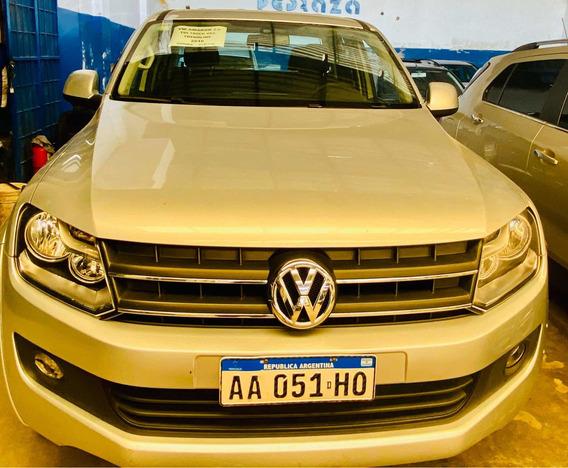 Volkswagen Amarok 2.0 Cd Tdi 180cv 4x2 Trendline 2016