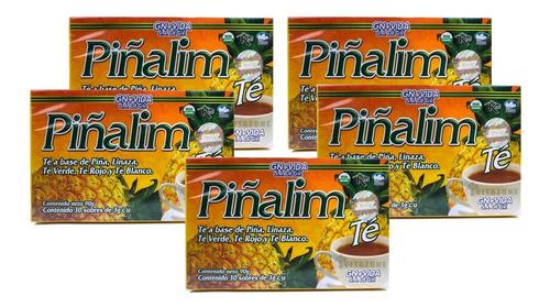 Imagen 1 de 6 de Piñalim 150 Sobres Gn+v. (5 Cajas)