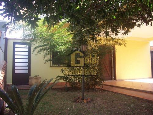 Casa Com 3 Dormitórios, 210 M² - Venda Por R$ 720.000,00 Ou Aluguel Por R$ 3.100,00/mês - Bonfim Paulista - Ribeirão Preto/sp - Ca1114