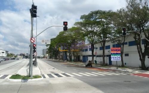Imagem 1 de 10 de Imóvel Localizado Na Melhor Esquina Da Rua Laguna. A Via Faz Ligação Direta Da Ponte Laguna (morumbi - Nm4944