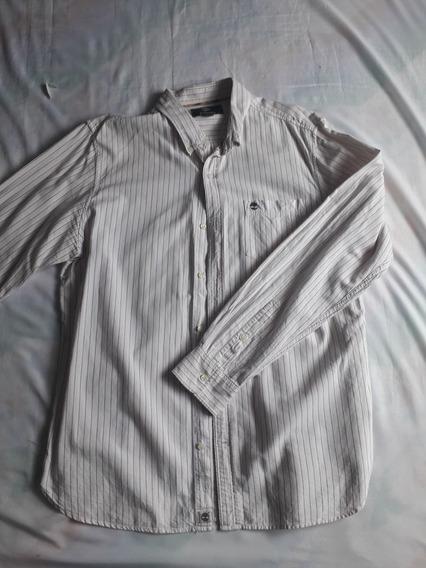 Camisa Timberland De Caballero