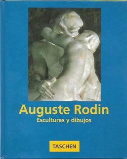 Libro De Arte : Rodin, A - Esculturas & Dibujos - Ed Taschen