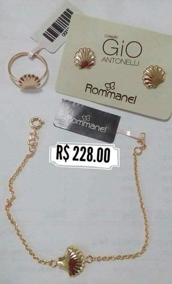 Conjunto Rommanel Feminino