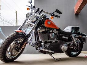 Harley Davidson Fat Bob Softail Fat Bob