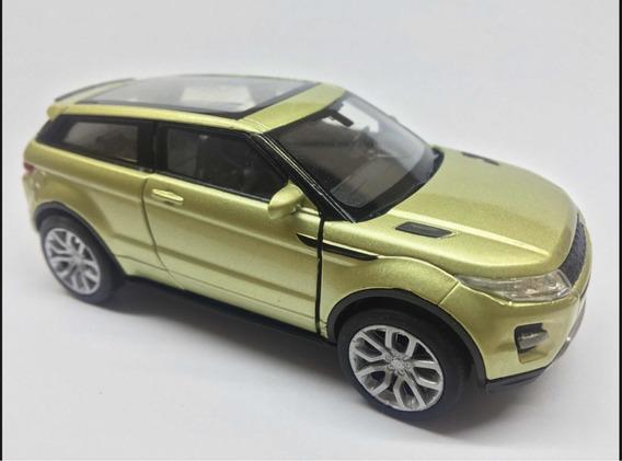 Miniatura Ranger Rover Evoque Ferro Coleção Promoção