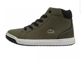 Zapato Bota Lacoste Original 22cm