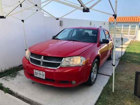 Dodge Avenger 2.4 Sxt X At 2009