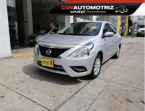 Nissan Versa Sense Id 39691 Modelo 2019