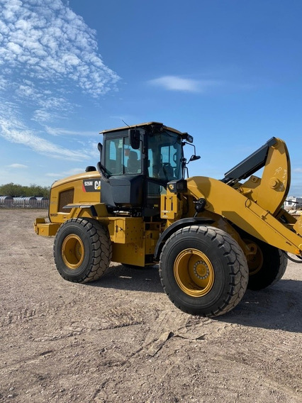 Cargador Frontal Caterpillar 926m Payloader Motor Cat