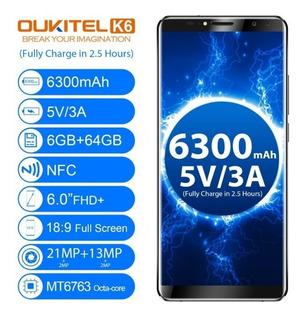 Celular Oukitel 6.0