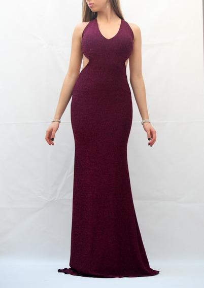 Vestido Espalda Descubierta Ajustado Muy Sensual Moda Pasión
