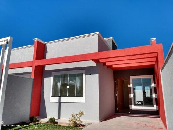 Casa 3 Dormitorios Em Fazenda Rio Grande