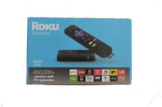Roku Express Smarttv Hdmi Netflix Youtube Streaming Cremoto