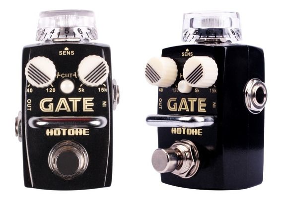Pedal Para Guitarra Hotone Gate Noise Reduction Snr-1