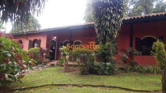 Chácara Com 3 Dorms, Parque Yara Cecy, Itapecerica Da Serra - R$ 600 Mil, Cod: 3942 - A3942