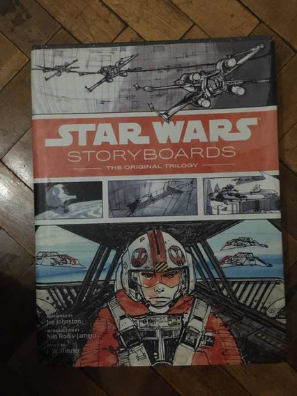 Star Wars Storyboards Trilogia Original